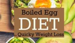eggs diet plan for weight loss