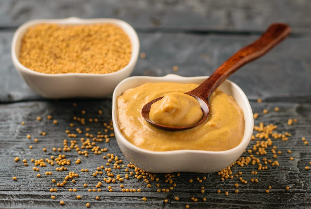 Mustard mask for faster hair growth
