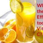 side effects with vitamin c