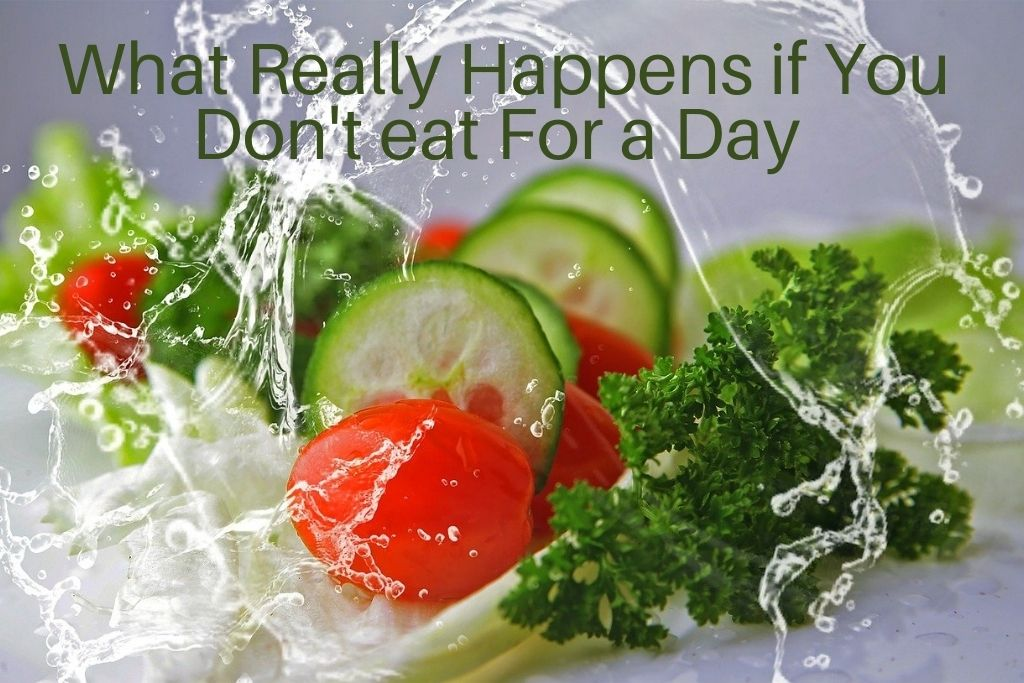 what happens if you don't eat for a day